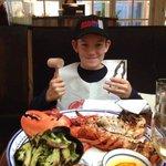 Lobster paradise!
