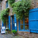 Salon de thé à Dinan