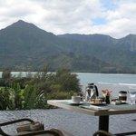 View From Makana Terrace