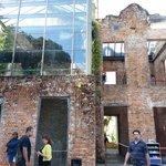 Casa das Ruínas modernidade e tradição