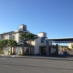 Motel 6 in Beatty, standaard maar goed