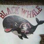 Black Whale Logo