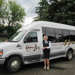 2012 Executive Coach - a favourite with stagettes