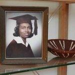 The proprietor's mother:  Joyice Ann Powell Jones
