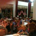 Full restaurant!