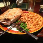 A quite outstanding pie!