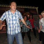 River Dance Greek style