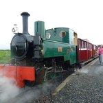 Train Headed by 'Axe'