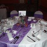 Shots of our reception venue