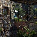 Refugio Romano vista