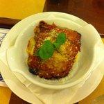 parmigiana per antipasto