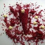 Creating the Raspberry De Luxe Cone
