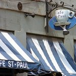 Le Cafe St. Paul
