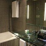 Diseño y limpieza en baños