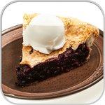 Homemade Blueberry Pie A La Mode, Oh My!