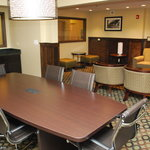 Complimentary 6 guest Boardroom