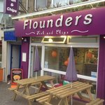 Flounders, Newquay
