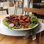 Mmm... ensalada // Mmm... salad