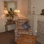First Floor Suite Lounge Area