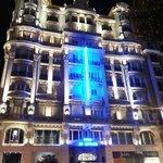 Hotel Atlântico, Madri.