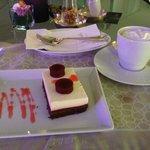 Wer kann zu solchen Dessertkreationen