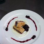Blueberry Shortbread