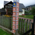 Guide to footpaths around Kranjska Gora