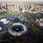 MCG & East Melbourne