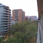 vista desde balcon piso 8