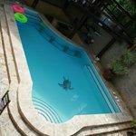 That pool.