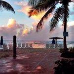 Noon view in Beach Bohio