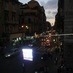 Via Toledo At Night