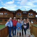 Host Allen and Stelfox family
