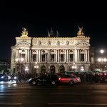 Madeleine at night