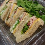 Sandwiches from Eric Kayser