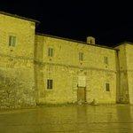 Castellina at night