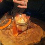 Dessert with Bling