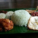 nasi lemak...special one....yummy