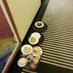 Room Service Food Trays kept outside and not collected for more than 24 Hours
