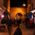 Essaouira by night