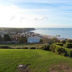 View of Arromanches