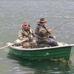 Not so wild fisherman