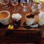 Le café gourmand, jamais le même et délicieux !