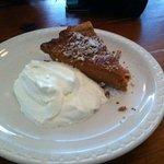 pumpkin & pecan pie