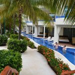 Maroma Swim-Up Suites