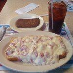 Chipped beef & scrapple were awesome!