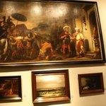 Rembrandt's art store