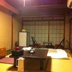 純和室といった部屋です