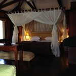The chalet / room