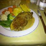 8 oz Sirlion [sic] steak